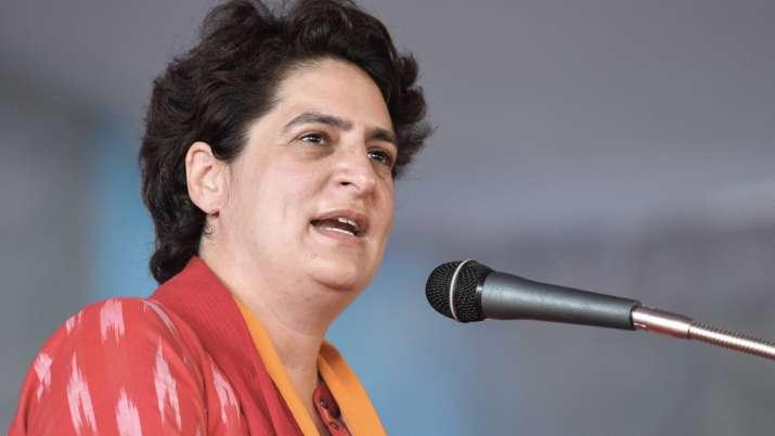 'Why PM not visiting Lakhimpur Kheri', asks Priyanka Gandhi