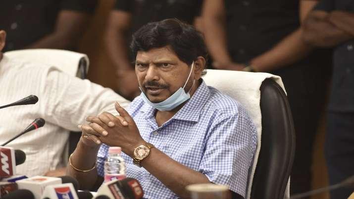 Mumbai drugs bust: Ramdas Athawale backs Sameer Wankhede, slams Nawab Malik's allegations 'baseless'