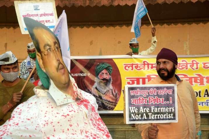 India Tv - Ashish Mishra arrested