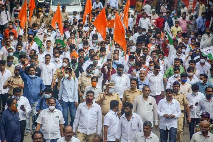 Maharashtra Bandh LIVE Updates