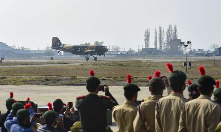 India will have whole of Kashmir someday, says top IAF officer