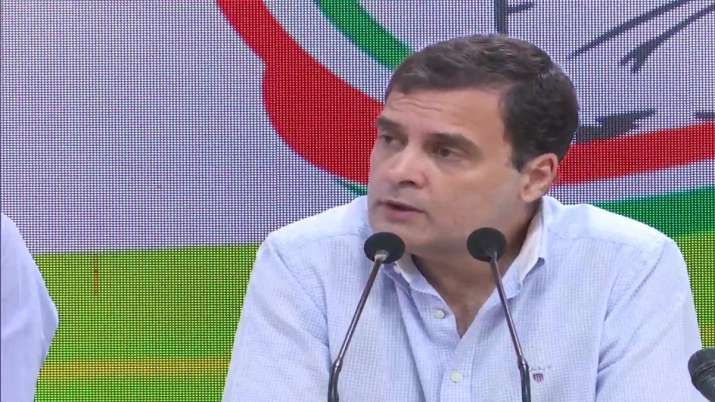 PM not above law, there should be a debate in Parliament: Rahul Gandhi on SC's Pegasus observations