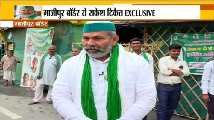 Singhu border murder incident conspiracy of govt, alleges Rakesh Tikait | Exclusive