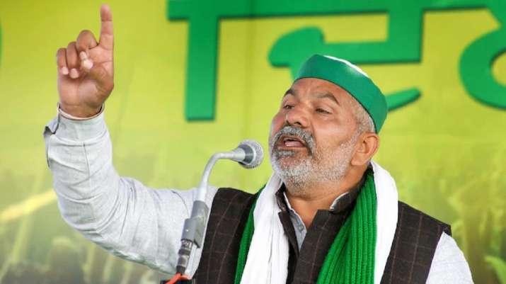 Lakhimpur Kheri violence: Rakesh Tikait gives UP govt
