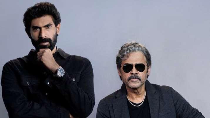 Rana Naidu: Rana Daggubati, uncle Venkatesh all set to get on the floors for Telugu web series