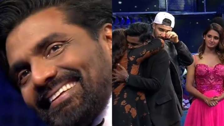 Dance+ Season 6: Remo D'Souza gets teary-eyed after contestants pay tribute to him, Farah Khan consoles him