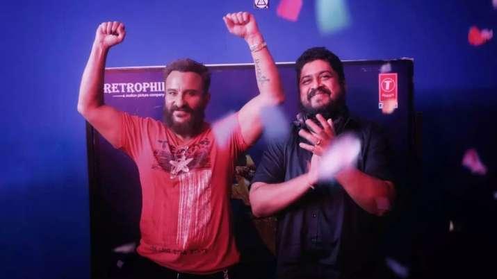 Saif Ali Khan wraps up shooting for 'Adipurush'