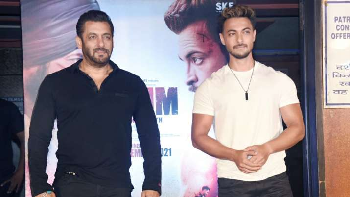 Salman Khan on theatrical release of Antim: 'Smaller screens are not an alternative to cinema halls'