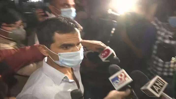 No summons, in Delhi for different purpose, says Sameer Wankhede probing cruise drugs case