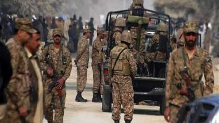 Security forces kill 15 militants in separate operations in Balochistan