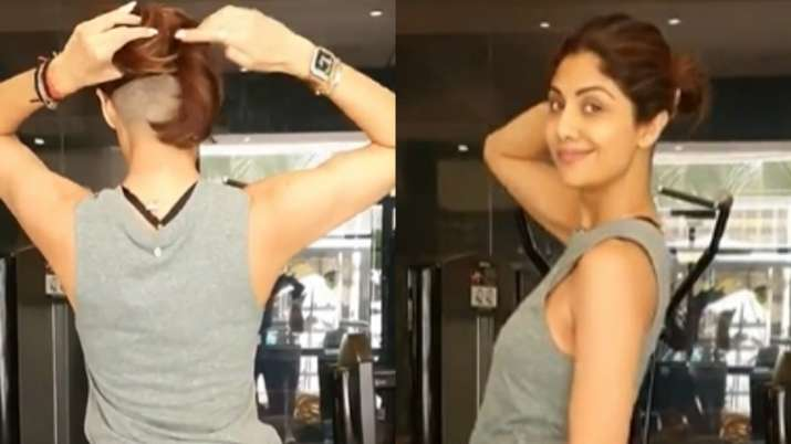 Shilpa Shetty gets trolled after flaunting undercut buzz haircut; Terence Lewis shows support