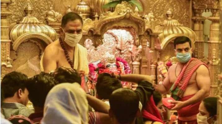 Maharashtra: Siddhivinayak, Mumba Devi Temple, other