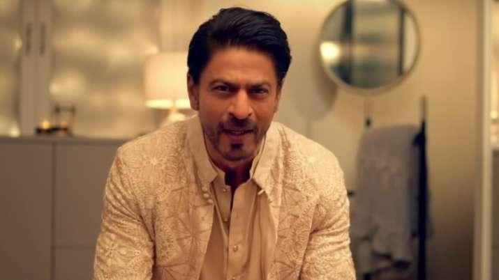 Shah Rukh Khan's powerful message in new Diwali ad wins hearts on internet