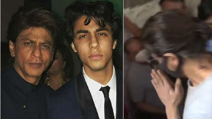 #IStandWithSRK trends on Twitter as fans shower love, support on Shah Rukh Khan amid Aryan Khan's drugs case