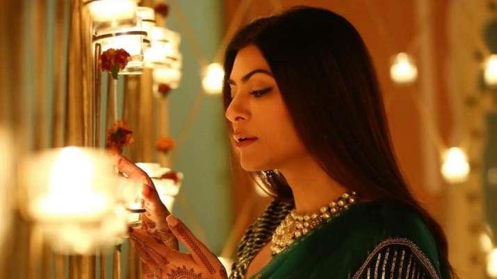 On Durga Ashtami Sushmita Sen reveals why she often says 'Dugga Dugga'