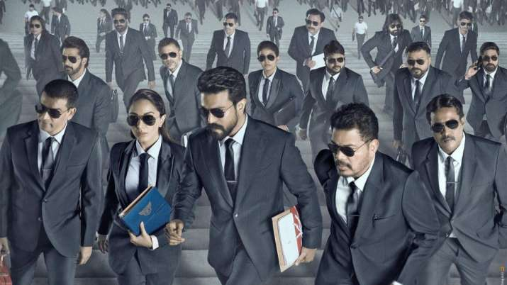 Ram Charan, Shankar Shanmugham's next movie keenly anticipated
