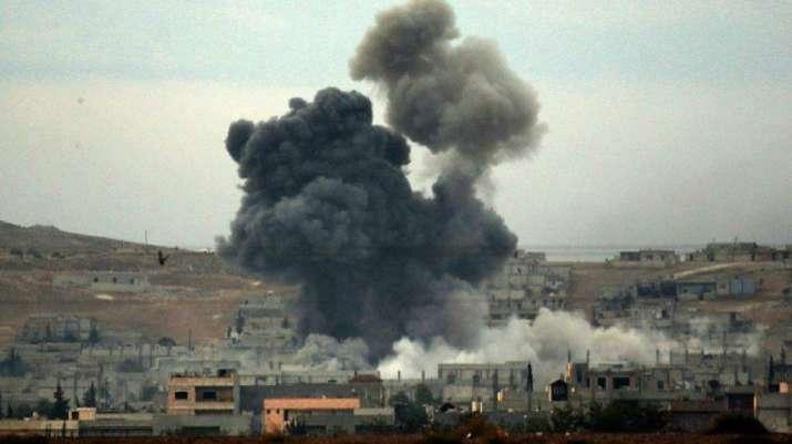 Senior al Qaeda leader killed in drone strike in Syria: