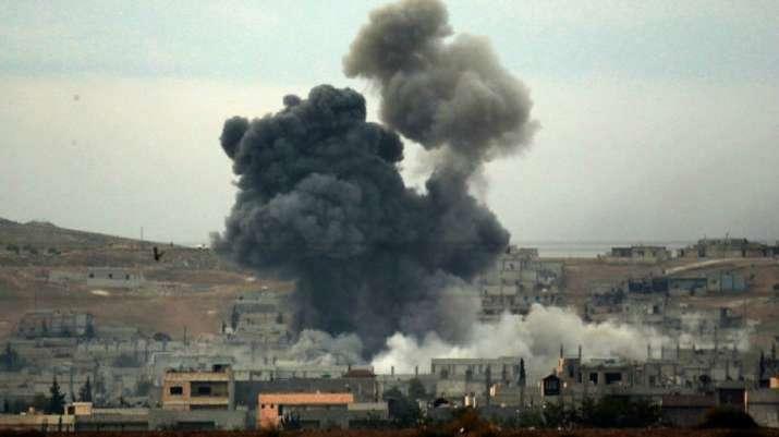 Senior al-Qaeda member Abdul Hamid al-Matar killed in US airstrike in Syria