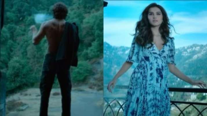 Tadap Teasers: Ahan Shetty, Tara Sutaria introduce characters Ishana & Ramisa, trailer to be out tomorrow