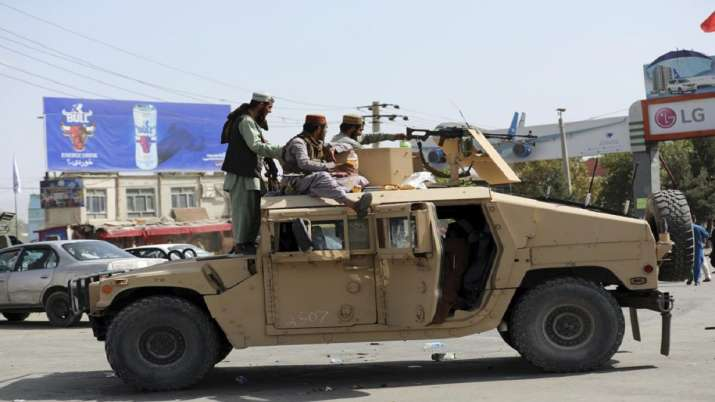 Taliban rejects Vladimir Putin's claim of Islamic State presence in Afghanistan