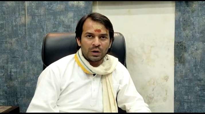 Tej Pratap to take big step airport humiliation receiving father Lalu Prasad Yadav RJD