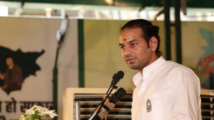 Tej Pratap's emotional outpour after RJD ignores him in
