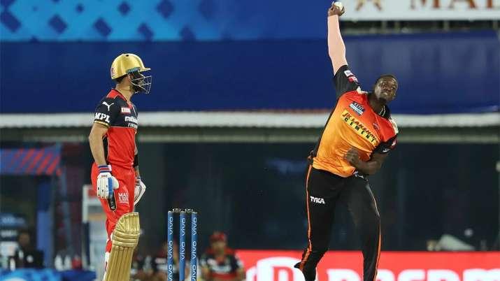 RCB vs SRH IPL 2021 Toss LIVE Updates Match Today