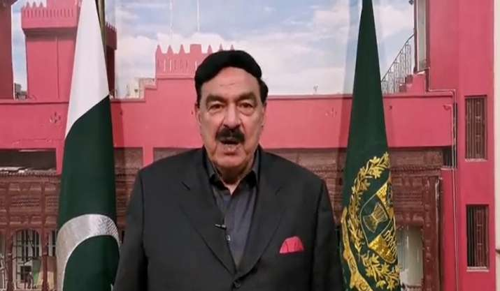 Pakistan's T20 win over India 'victory of Islam', says Pak minister Sheikh Rashid | Watch
