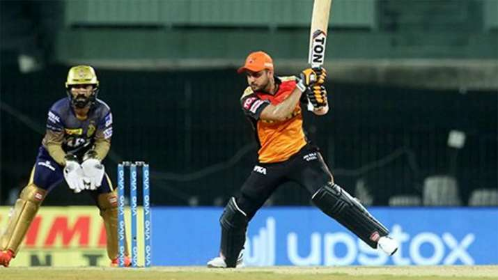 KKR vs SRH IPL 2021 Toss Live Updates Match Today
