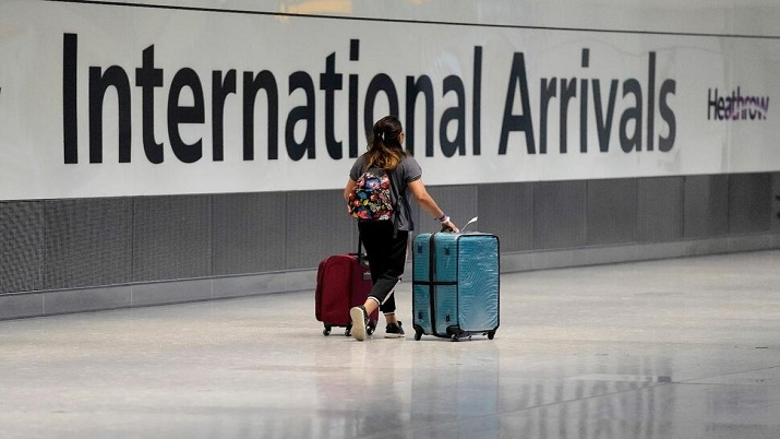 US to allow entry to fully vaccinated foreign travellers from November 8