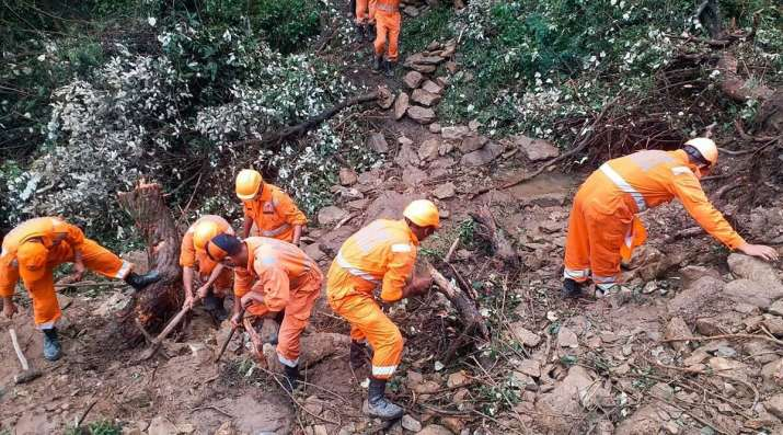 Uttarakhand: Five more missing trekkers bodies recovered, death toll due to disaster now 77
