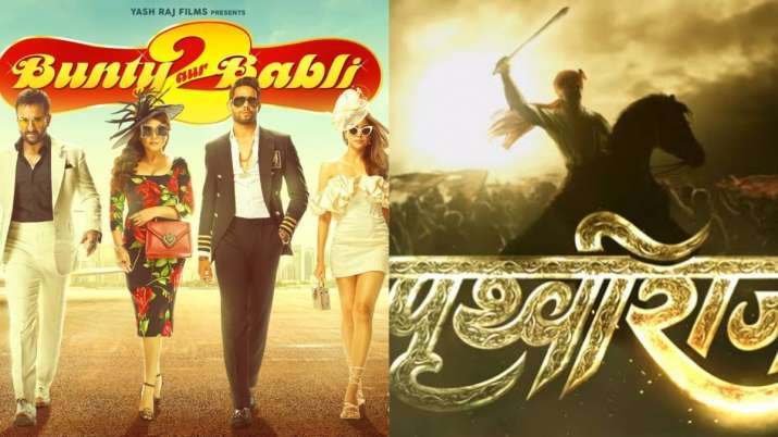 Bunty Aur Babli 2, Prithviraj, Jayeshbhai Jordaar, Shamshera to release on Amazon Prime Video
