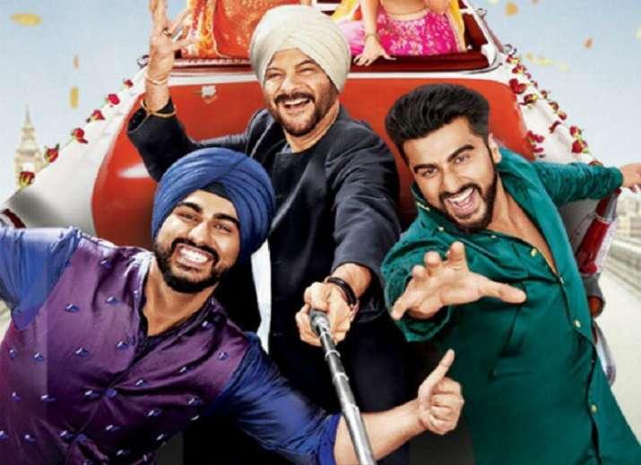Mubarakan Movie Review: Anil-Arjun camaraderie is the only saving