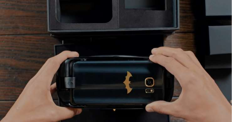 Samsung Galaxy S7 Edge - India Tv
