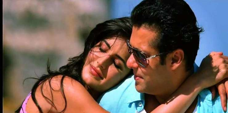 Katrina said that she can always bank on Salman Khan - India Tv