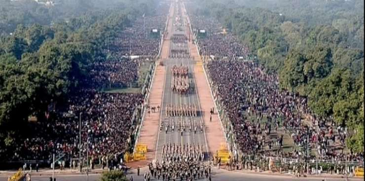 Republic Day 2019 celebrations LIVE: Spirit of patriotism soars and roars as parade displays India's might, valour and culture - India Tv
