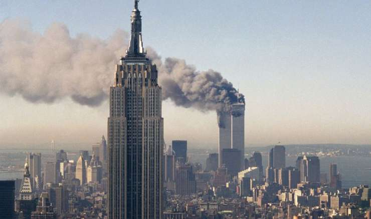 The plane hijackings that struck the World Trade Center, the Pentagon, and a Pennsylvania field killed 2,977 people. - India Tv