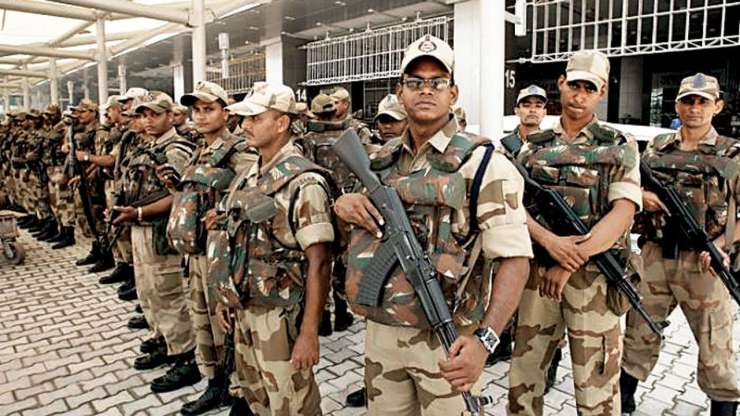 SALARY HIKE for Central Armed Police officers soon! Govt moves to relax rules for pay upgrade - India Tv
