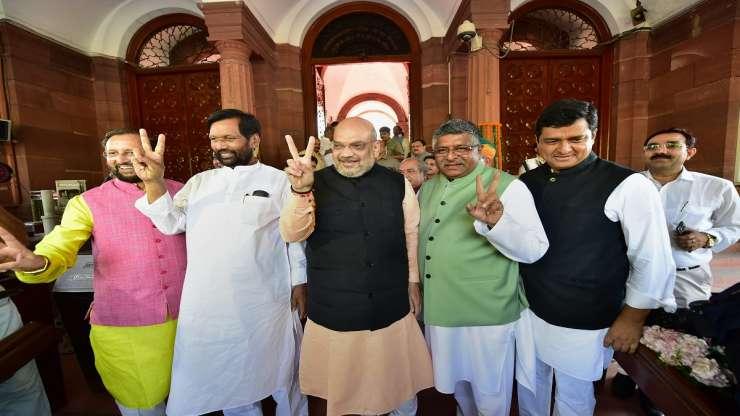 Ram Vilas Paswan - India Tv