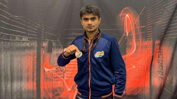 Suhas Lalinakere Yathiraj - India Tv