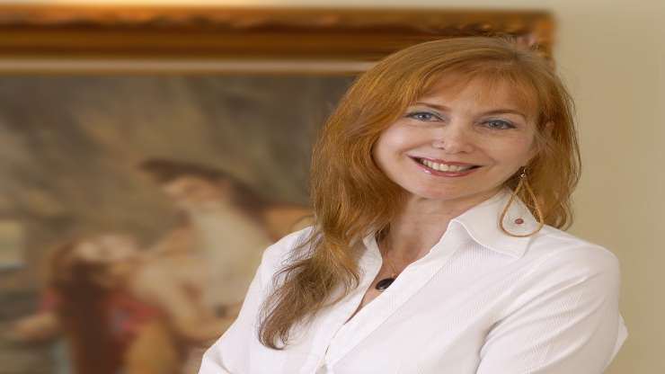 Surya Brasil's founder Clelia Cecilia Angelon - India Tv
