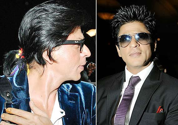 Shah Rukh Khan Birthday Top Five Stylish Hairdos Sported By The Actor See Pics Lifestyle News India Tv