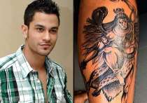 Celebs With Weird Tattoo Latest News Photos And Videos India Tv News