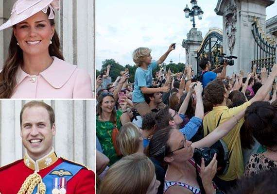 royal birth could infuse 240 million pounds into uk economy