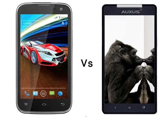 comparative analysis iberry auxus nuclea n1 vs xolo play