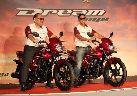 A Peek Into 2013 Honda Dream Yuga Motorcycle India News India Tv