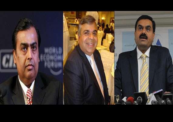 Ambani, Hinduja, Adani lead India Inc at Modi swearing-in   India