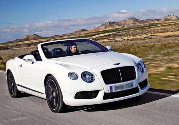 bentley plans to invest in suv segment launch in 2016