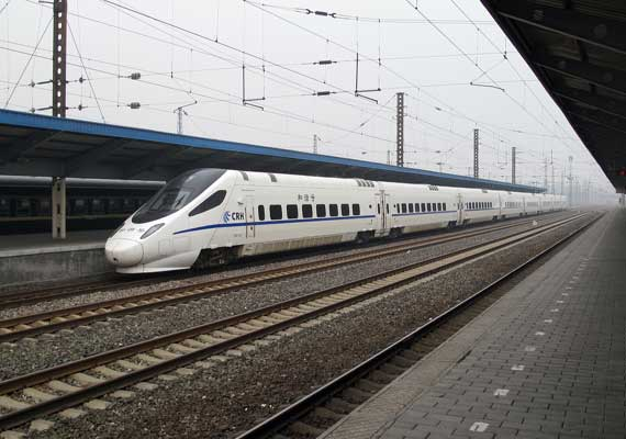China to export inter-city bullet trains to Malaysia | India