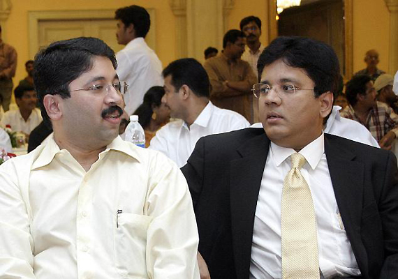 ed summons maran brothers in aircel maxis deal